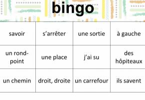 Voorbeeld uit: U31 - bingo.docx