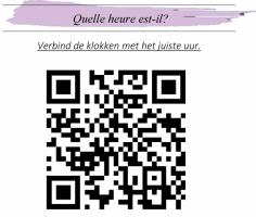 Voorbeeld uit: qr codes herhalingsoefeningen.docx