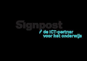 Logo Signpost