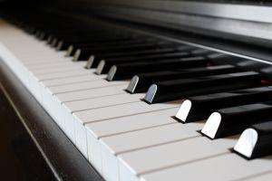 Afbeelding van een piano
